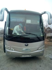 автобус на заказ Екатеринбург