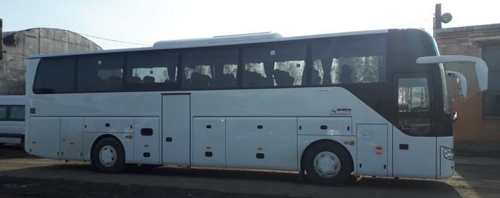 """Транспортная компания """"Профиль"""" Ютонг ZK6122H9"""